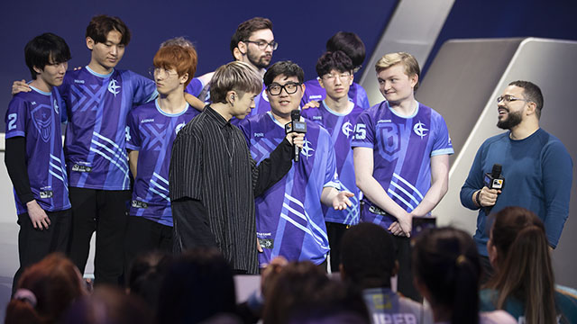 All-Stars, dia 2: Atlantic Arrasando