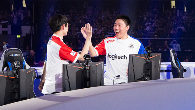 Ryujehong:「最強的隊伍是我們 Seoul Dynasty。」