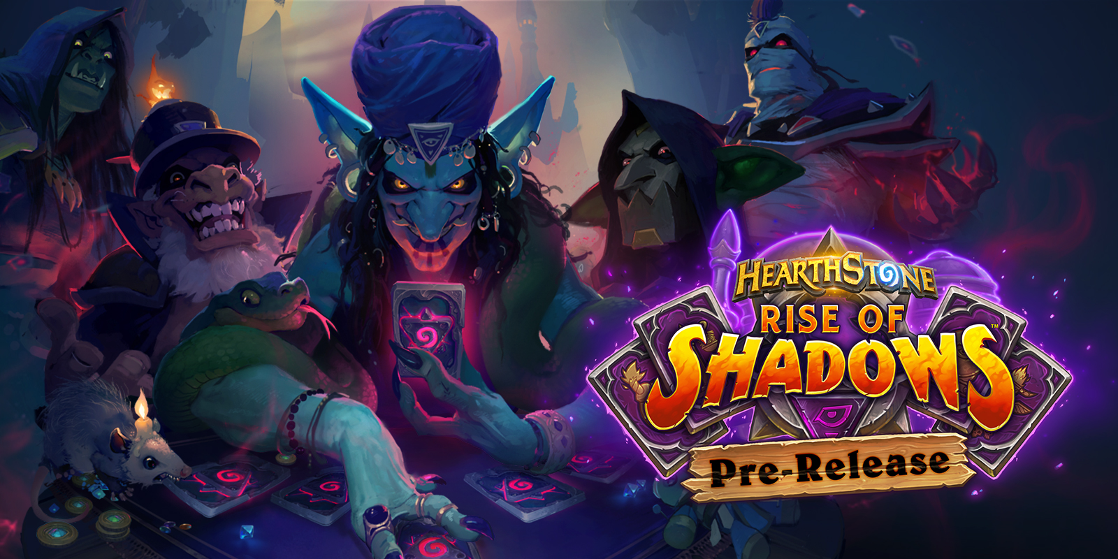 The Rise of Shadows Pre-Release Looms Over Dalaran!