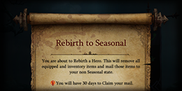 Season Rebirth Mail'ini okumak için süre azalıyor..