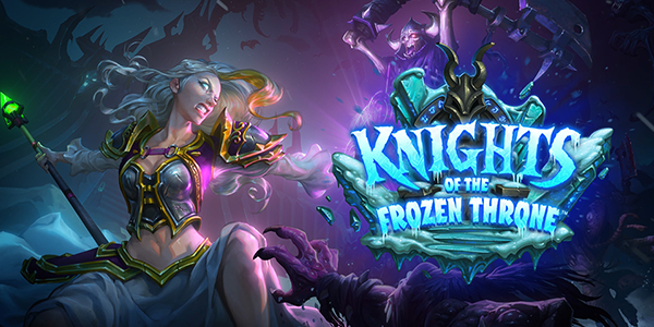 Arise, Knights of the Frozen Throne!