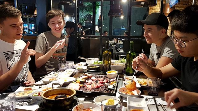 火烤美味:韓式燒肉 Q&A