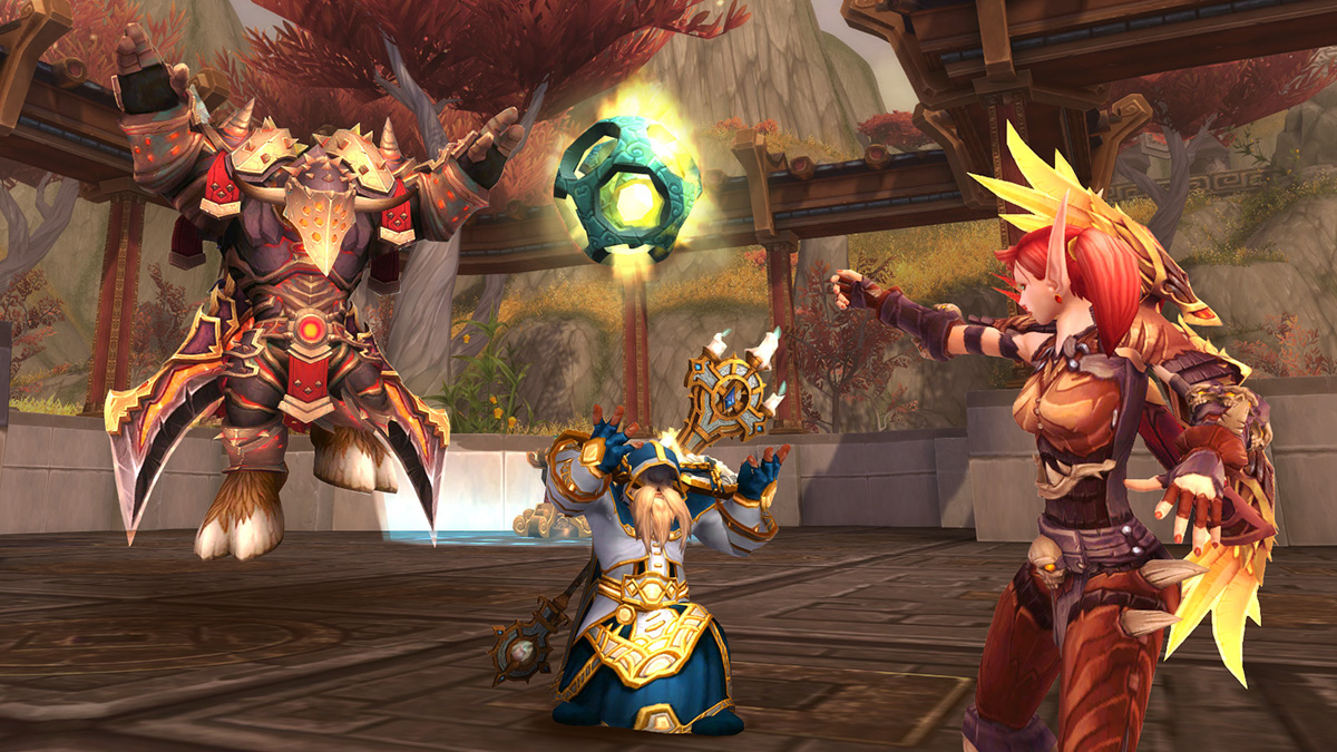 PvP Brawl: Temple of Hotmogu: October 31–November 7