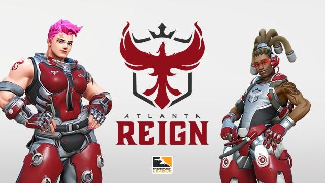 Atlanta Reignを紹介