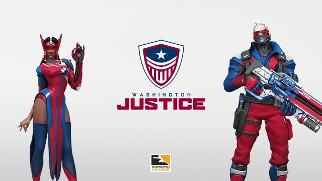 Prezentujemy drużynę z Waszyngtonu Justice