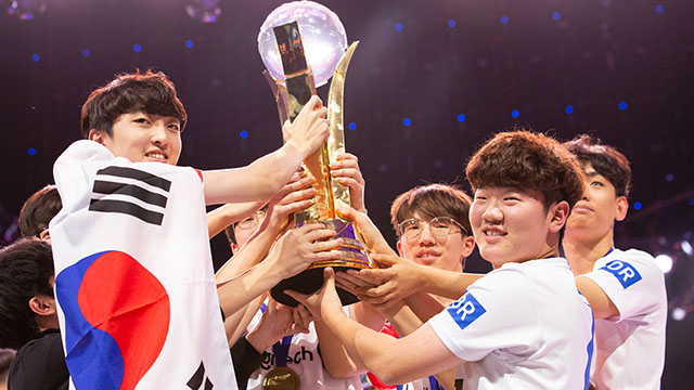 Postcard from BlizzCon: South Korea Three-Peats