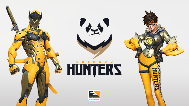 Presenting the Chengdu Hunters