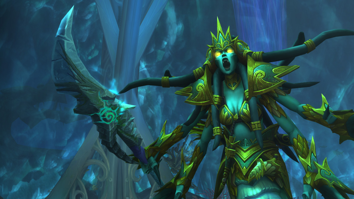 Tomb of Sargeras – Raid Finder Wing 2 and 3 Open