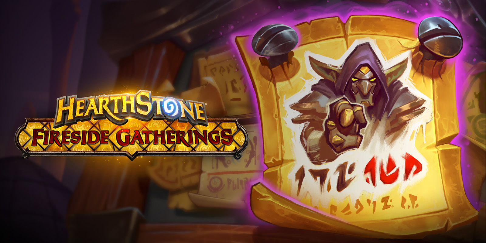 Celebrate The Dalaran Heist with a Fireside Gathering!