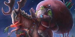 Blizzard'dan Yeni Yıl tebrik kartları...