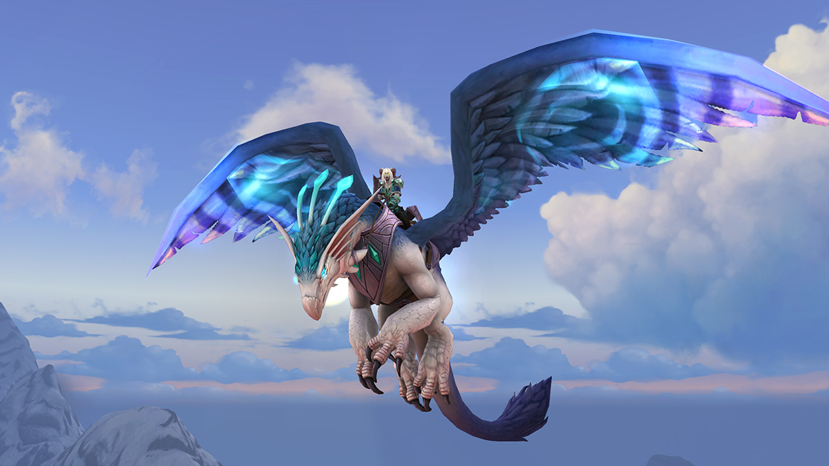 Purchase a 6 Month Subscription and Get a New Mount!