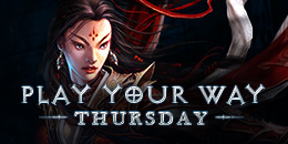 "Play Your Way Thursday – Leshin's ""Ice Goddess"" Wizard - Diablo III"