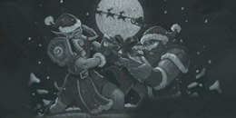 The Gift Exchange Tavern Brawl bugün geliyor...