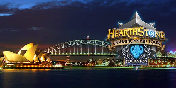 HCT Stops in Sydney for the Very First Time!