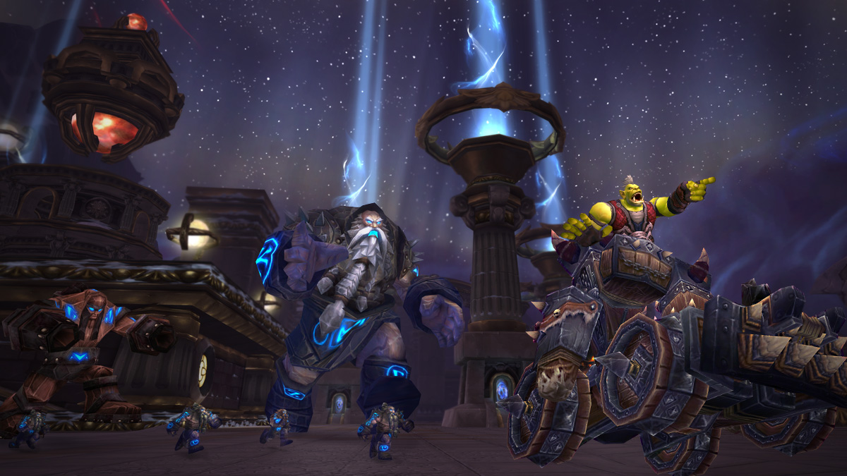 Wrath of the Lich King Timewalking Returns — July 16-23