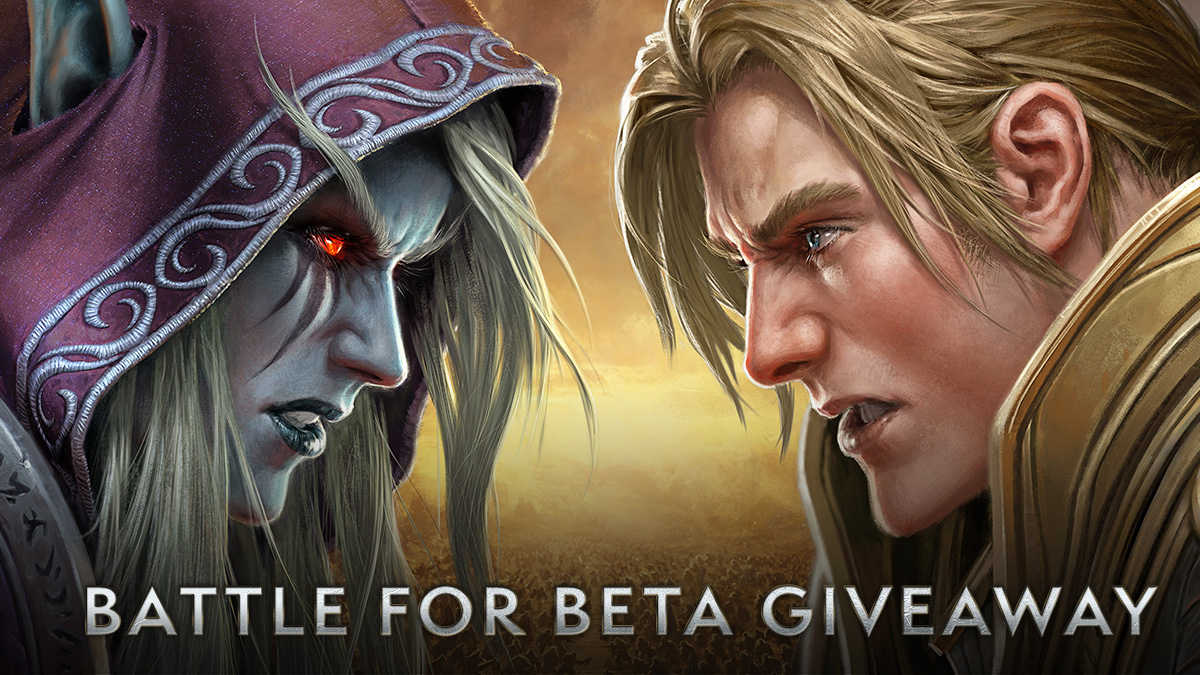 Take Part in the Battle for Azeroth Beta Giveaway!
