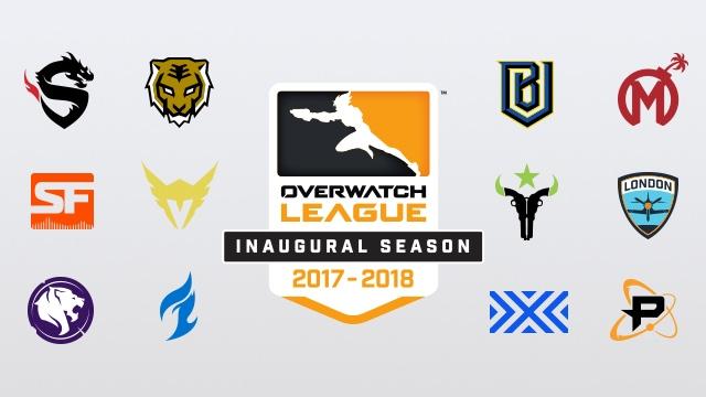 Overwatch League-Skins erscheinen Anfang nächsten Jahres