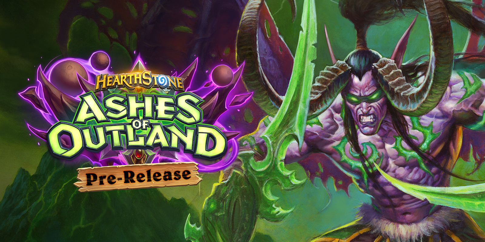 Open Ashes of Outland Packs at Home at Your Own Pre-Release Fireside Gathering!