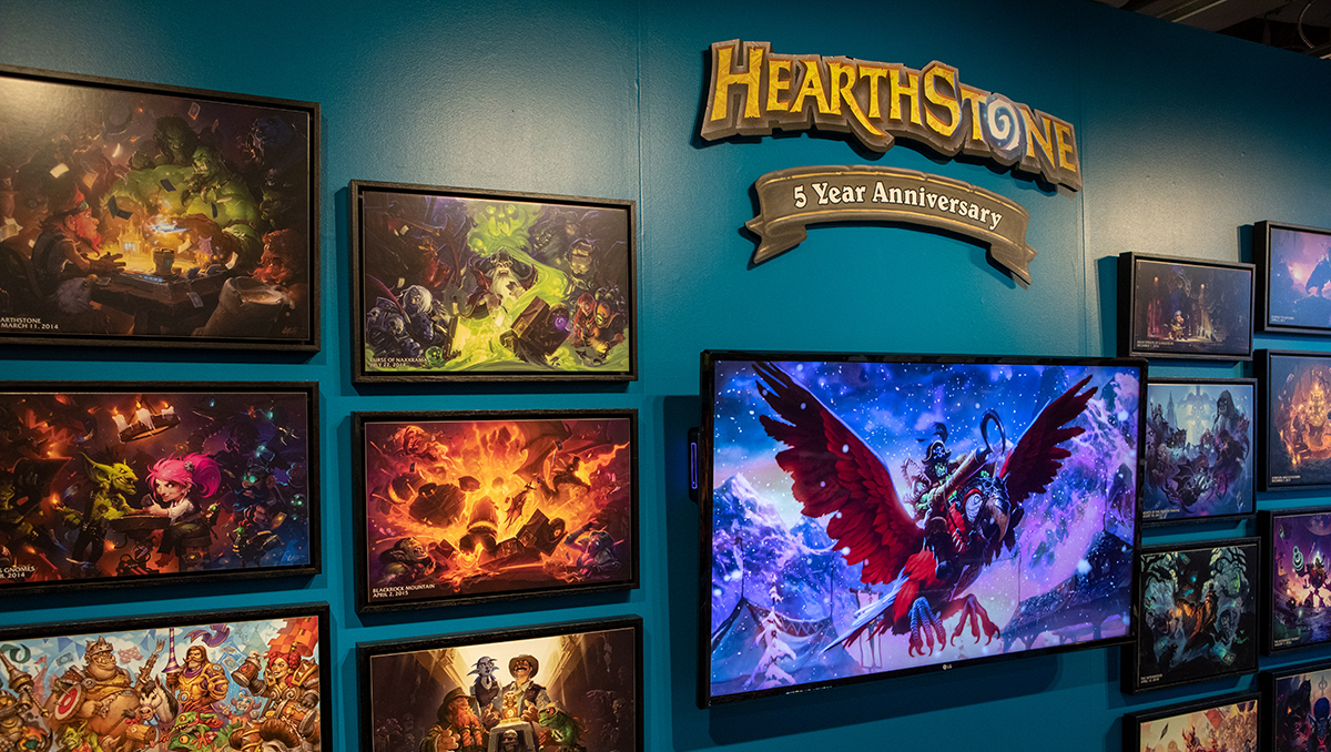 Hearthstone Update – April 4 – Rise of Shadows - Hearthstone