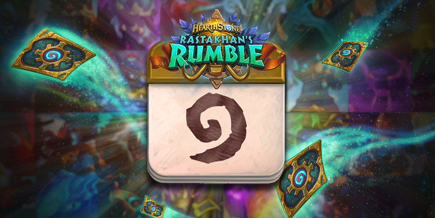 Rastakhan's Rumble Card Reveal Schedule
