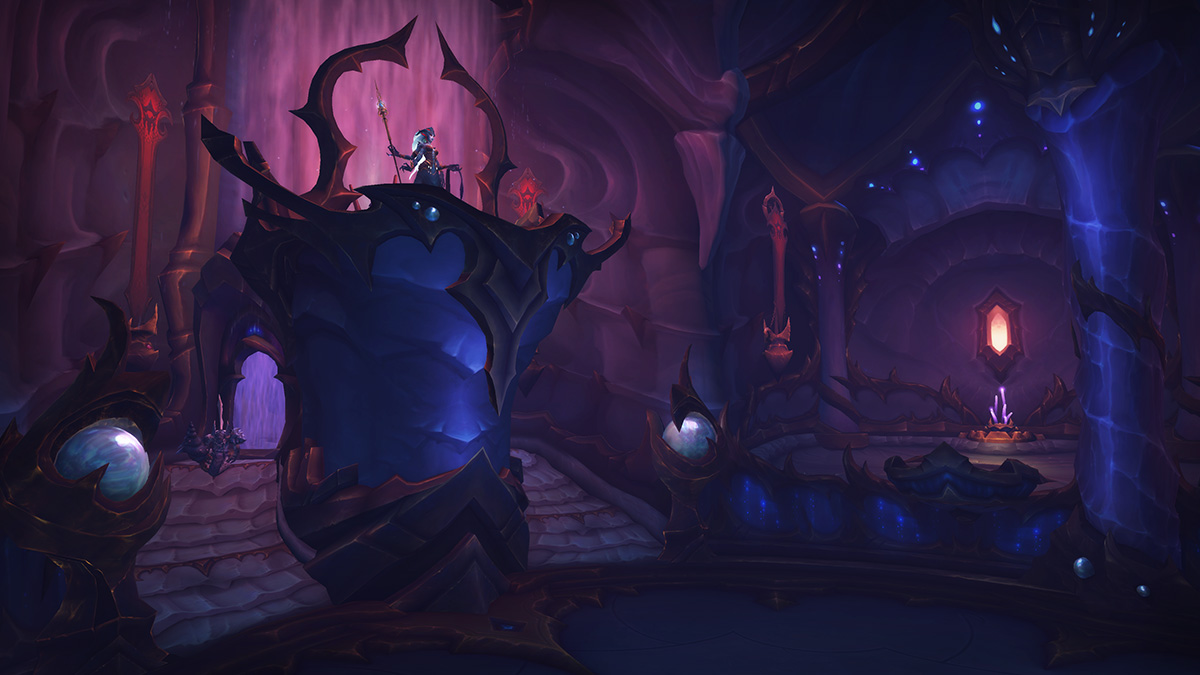 Azshara's Eternal Palace