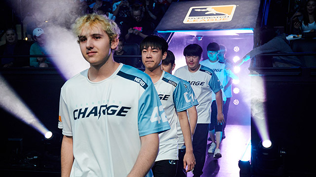 Power Rankings: Guangzhou Charges Ahead