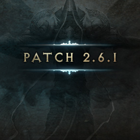 Parche 2.6.1 ya disponible
