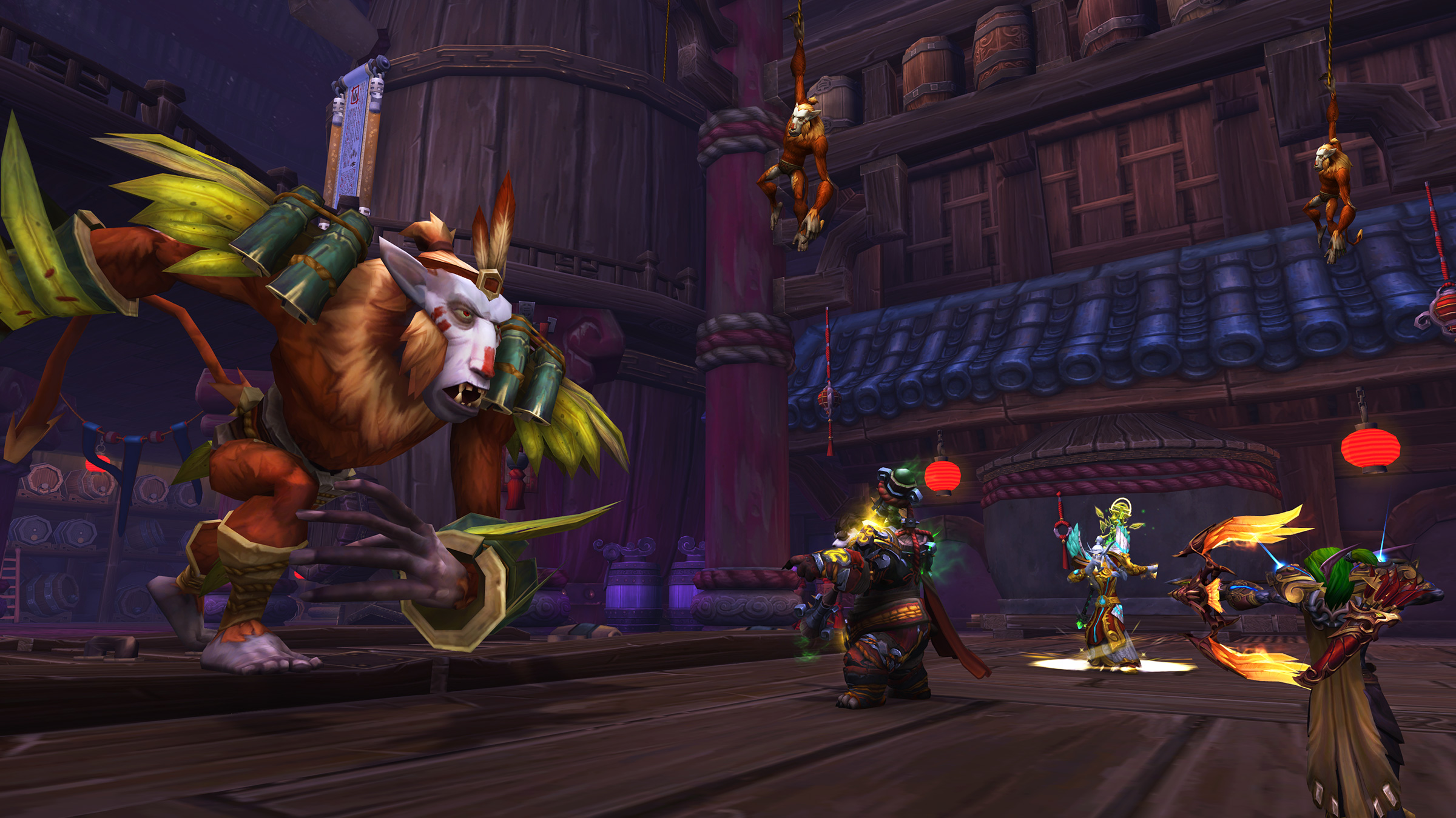 Donjons des Marcheurs du temps de Mists of Pandaria