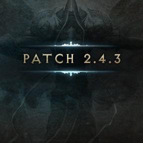 Patch 2.4.3 Now Live