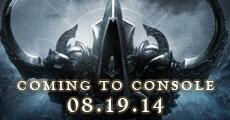 Diablo III: Reaper of Souls 19 Ağustos Konsollarda