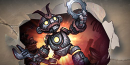 Hearthstone Güncelleme - Happy Hallow's End!