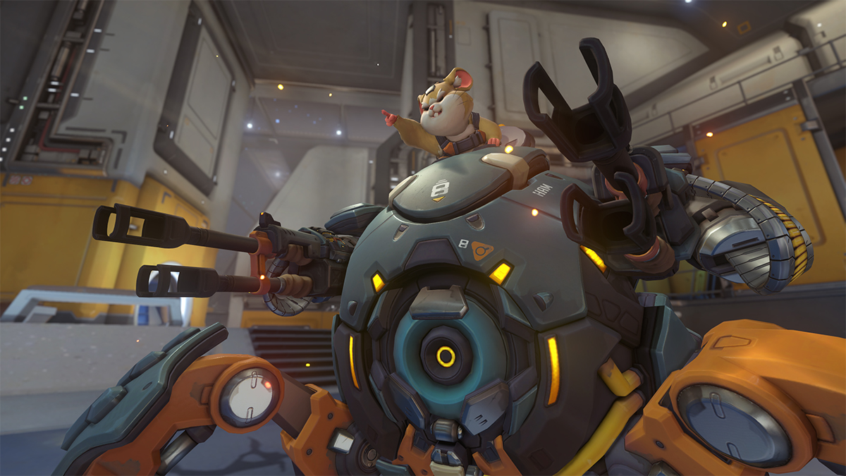 New Hero First Look: Wrecking Ball - News - Overwatch