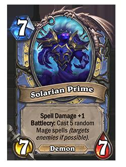 Solarian Prime Old