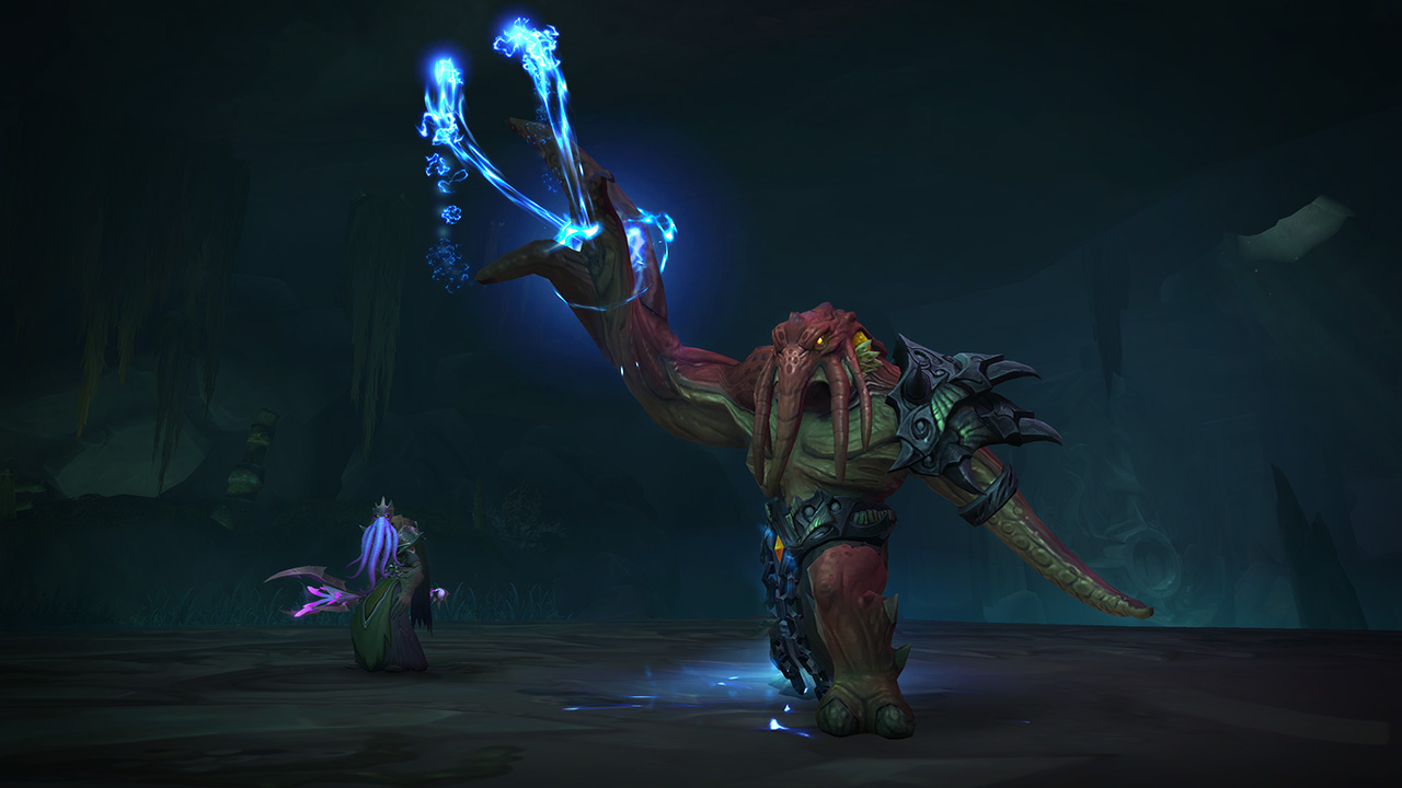 Crucible of Storms Raid Finder and Mythic Difficulties Now