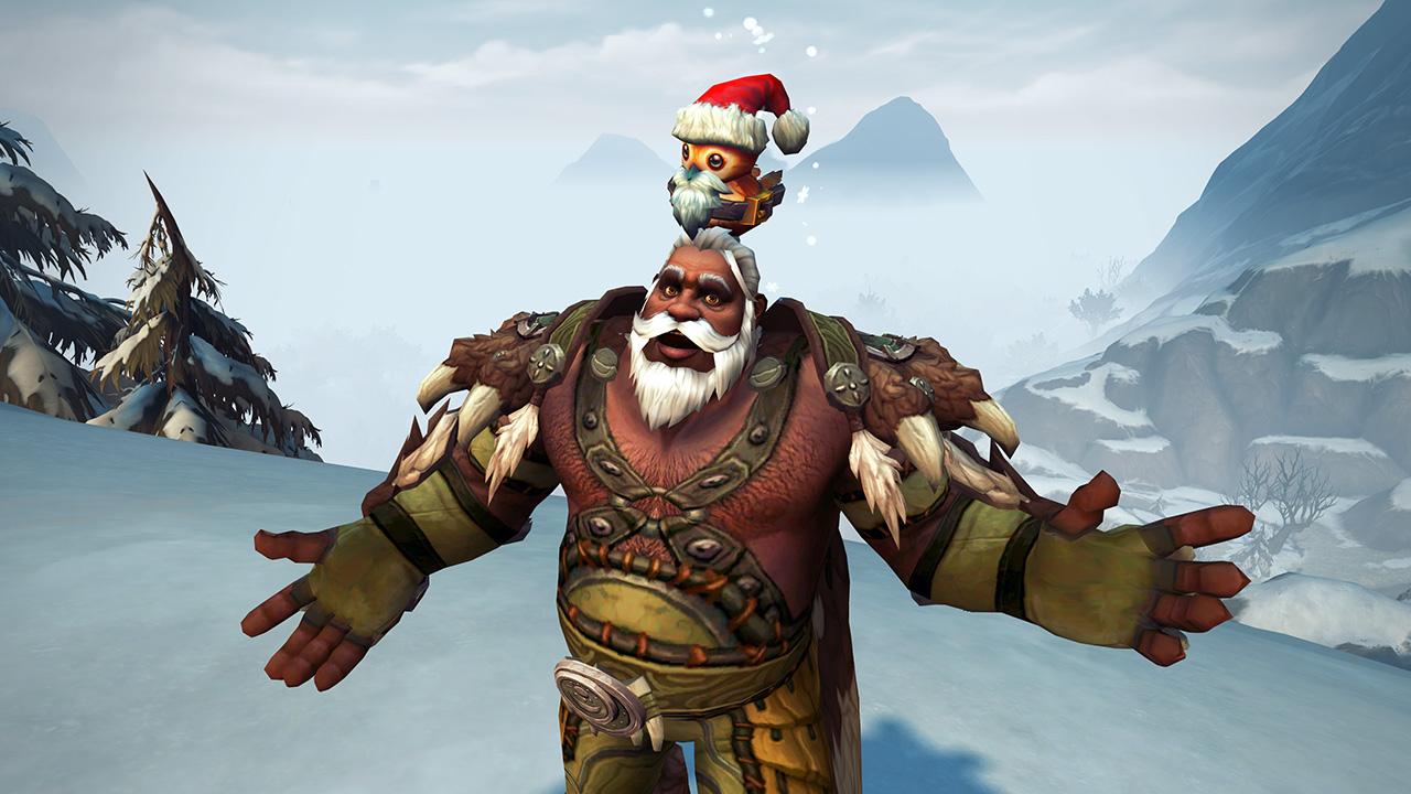 Vestiti Eleganti World Of Warcraft.Al Via L Evento Di Natale Su Wow La Vigilia Di Grande Inverno E