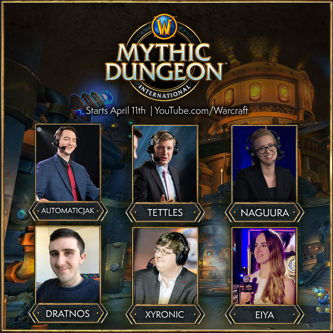 Viewer's Guide: Mythic Dungeon International 2020 - Image 1