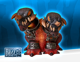 World of Warcraft Core Hound Bobblehead