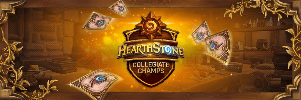 Hearthstone Collegiate Champs