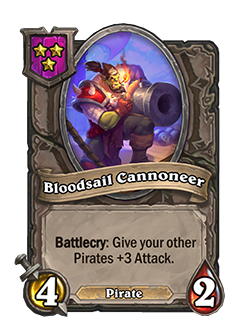 bloodsail cannoneer used to have 2 health