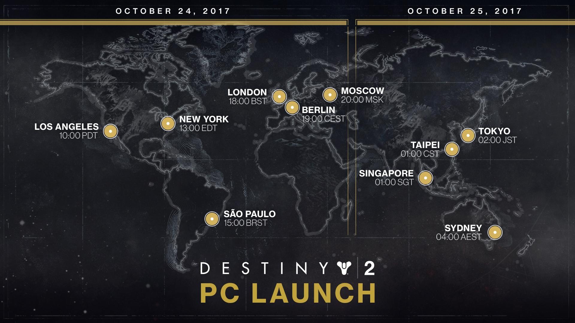 1b3fbe19ae1 Destiny 2 PC Launch Draws Near—Preload Now! — All News — Blizzard News