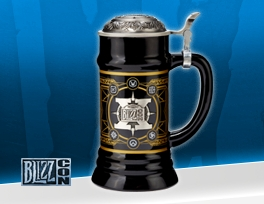 BlizzCon X - Commemorative Stein