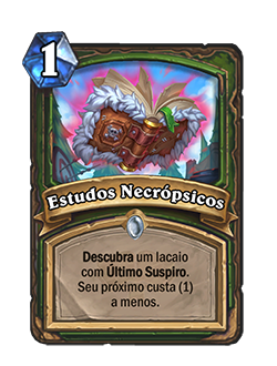 Card Estudos Necrópsicos