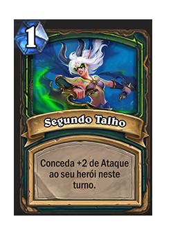 Card Segundo Talho - Agora