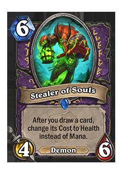 New Stealer of Soul