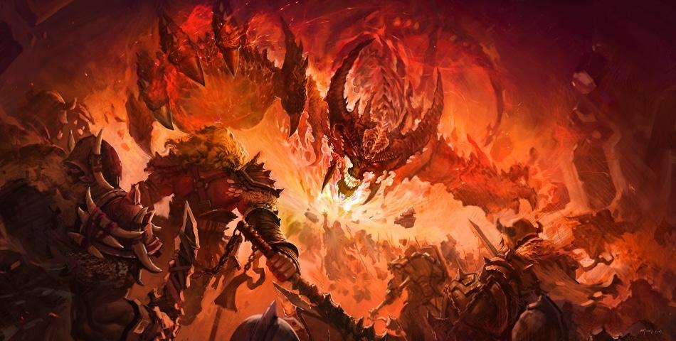 Diablo by Leizhen Bi