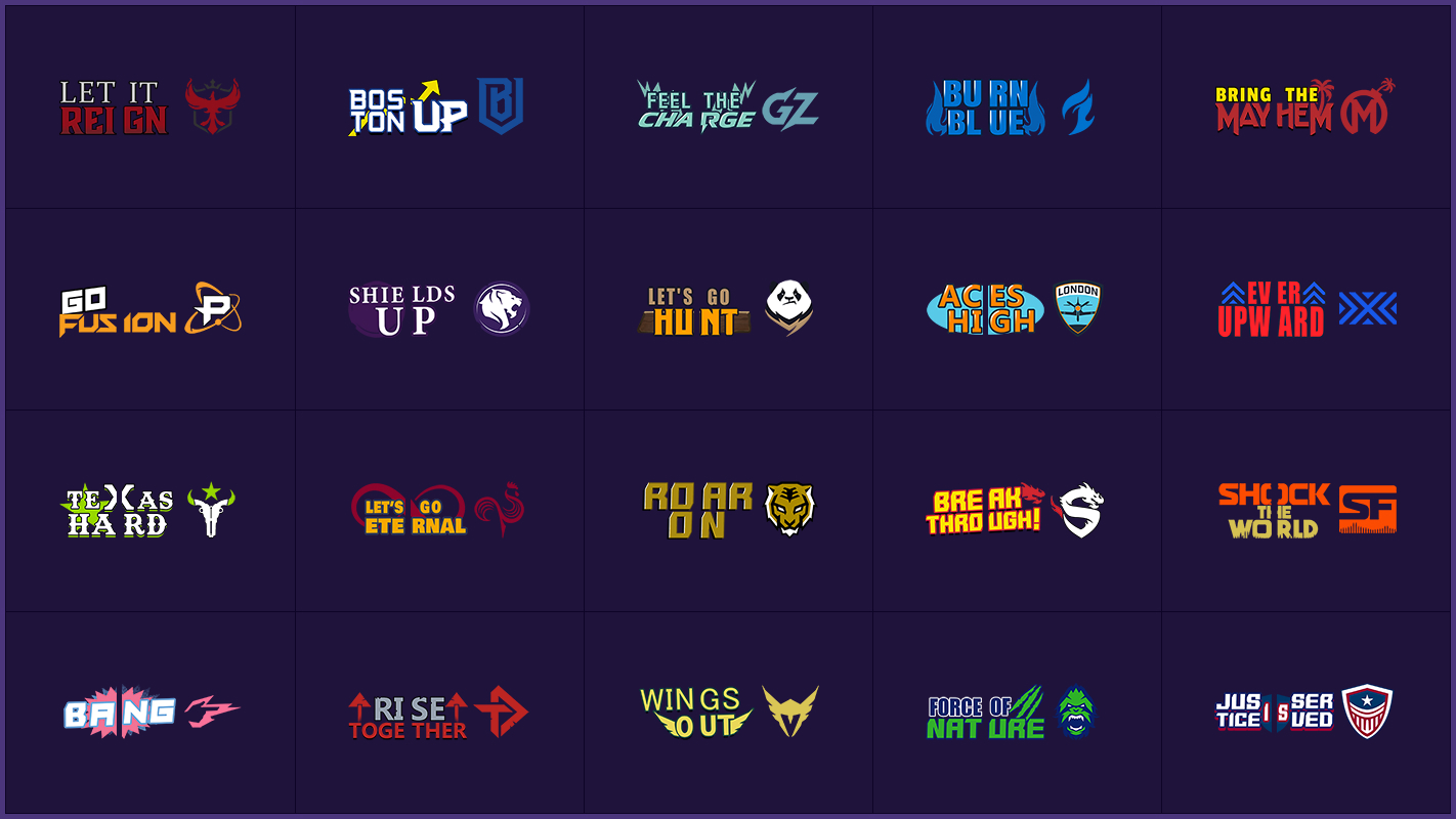 BADGES AND EMOTES