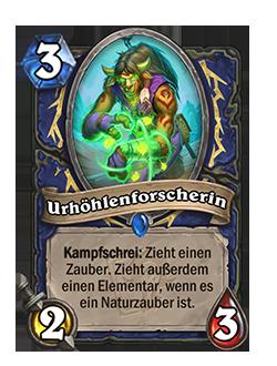 Primal Dungeoneer - card details are below
