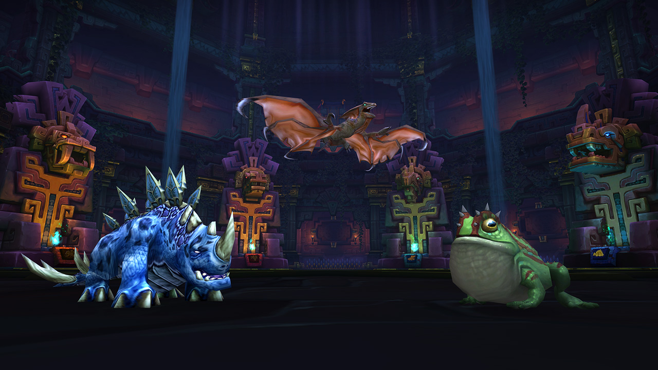 Battle of Dazar'alor Normal and Heroic Raid Dungeon Now Open