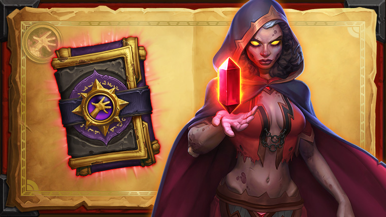 Book of Mercs Tamsin rewards a Warlock Pack (pictured)