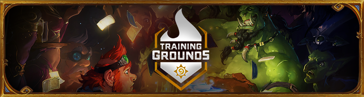 Tespa Hearthstone Training Grounds